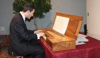Conicerto en el museo de Antequera el 6 de junio de 2012