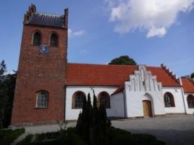Iglesia de Helsinge (s. XII)