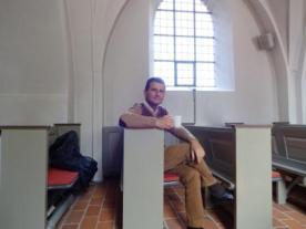 En Dinamarca siempre hay café para el organista...
