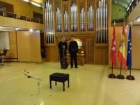 Concierto Miguel Bernal y Pere Ros 1