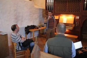 loegumkloster curso miguel bernal 1
