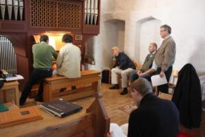 loegumkloster curso miguel bernal 2