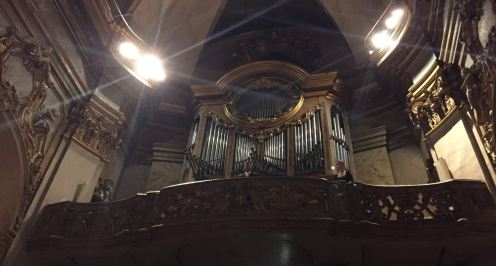 Madrid Basílica San Miguel