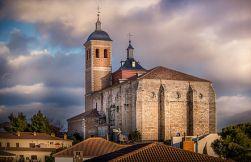 Meco (Madrid) Iglesia de Nuestra Señora de la Asunción