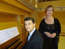 Miguel Bernal y Julia Ruiz