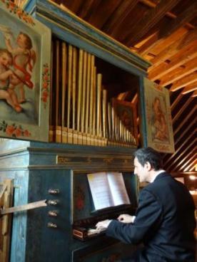 La Victoria, órgano alemán del s. XVIII