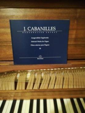 Cabanilles vol III 1