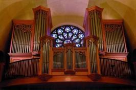 organo La Massana Andorra